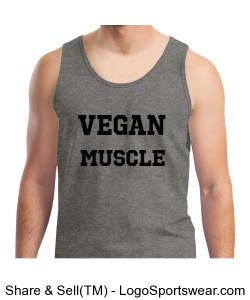 Vegan Muscle/ Killing workouts not animals Design Zoom